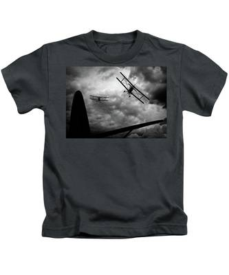 Air Pursuit Kids T-Shirt