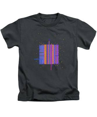 Carousel Confetti Kids T-Shirt