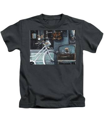 Bagging A Bargain Kids T-Shirt