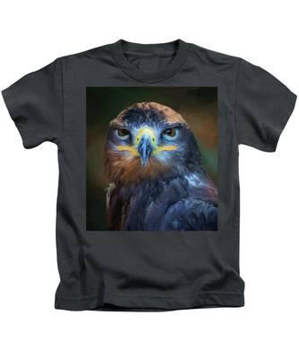 Birds - Lord Of Sky Kids T-Shirt