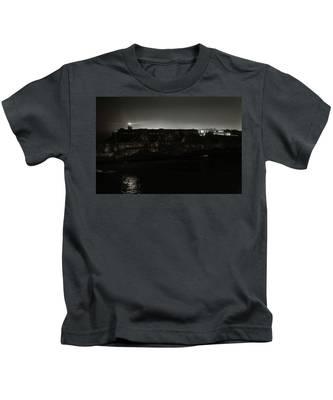 Castillo San Felipe Del Morro Kids T-Shirt