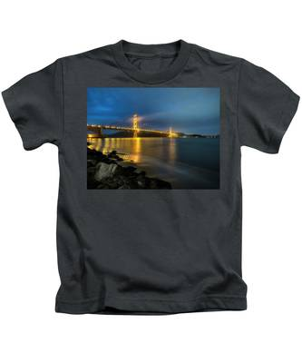 Cold Night- Kids T-Shirt