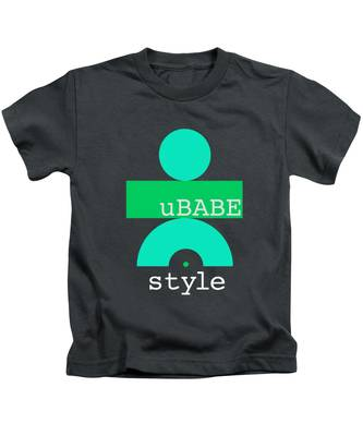 Cool Green Style Kids T-Shirt