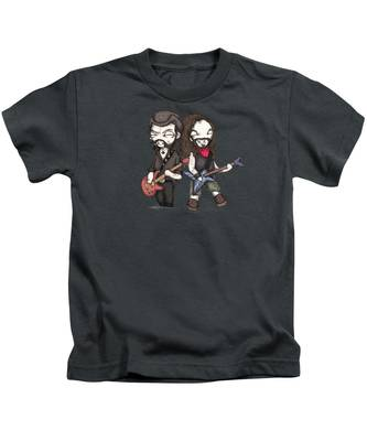 Damage Kids T-Shirts