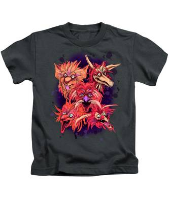 Fire Kids T-Shirts