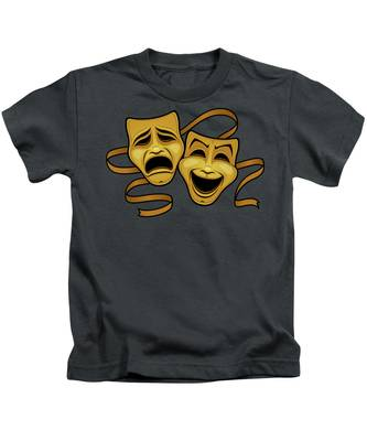 Live Theater Kids T-Shirts