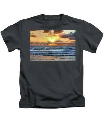 Gulf Waters Kids T-Shirt