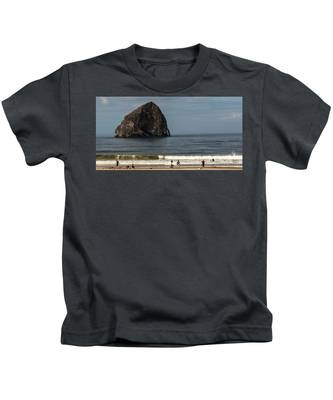 Pacific City Stack Kids T-Shirt