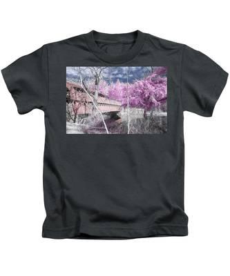 Pink Sachs Kids T-Shirt