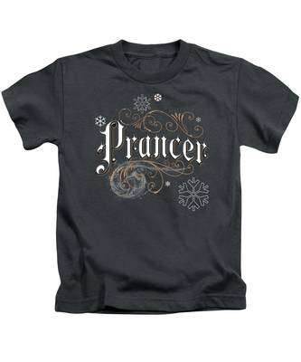 Prancer Kids T-Shirt