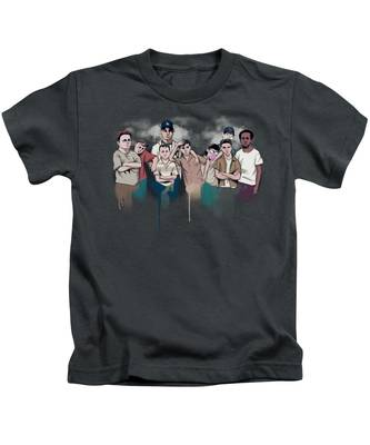 Baseball Kids T-Shirts