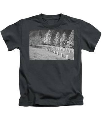 Somber Scene Kids T-Shirt
