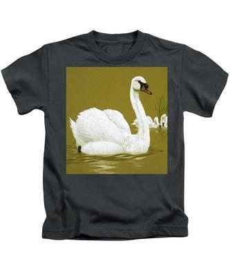 Ugly Duckling Duck Boys Girls Kids Childrens T-Shirt