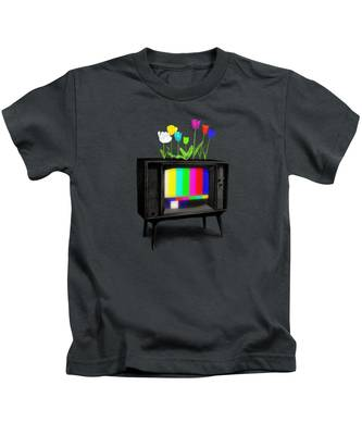 Television Kids T-Shirts