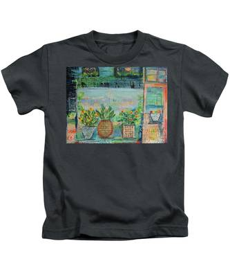 Window Box Kids T-Shirt