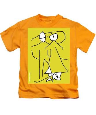 The Dancers Kids T-Shirt