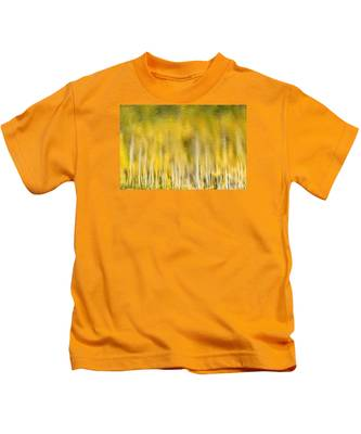 Aspen Abstract Kids T-Shirt