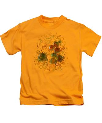 Colors Of Nature 10 Kids T-Shirt