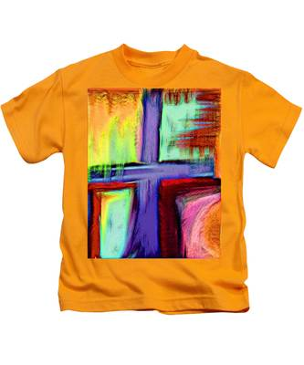 Cross Of Hope Kids T-Shirt