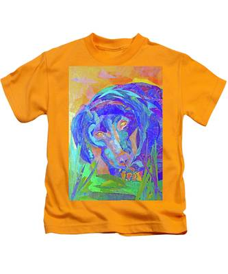 Laila The Lab Kids T-Shirt