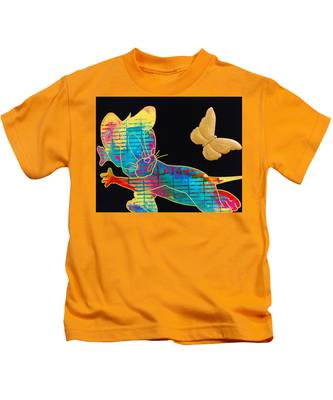 Spring Time Kids T-Shirt