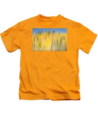 Striking Gold Kids T-Shirt
