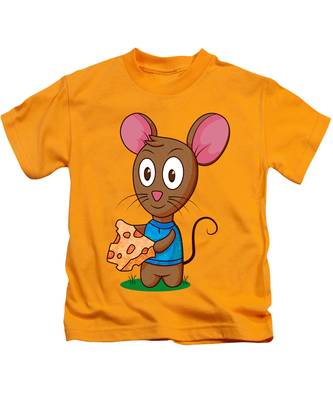 Twitch The Mouse Kids T-Shirt