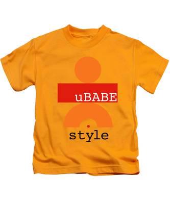 Primitive Yellow Kids T-Shirt