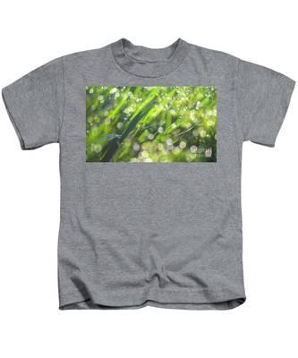 Where The Fairies Are Kids T-Shirt