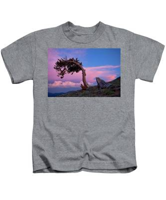 A Westerly Wind Kids T-Shirt