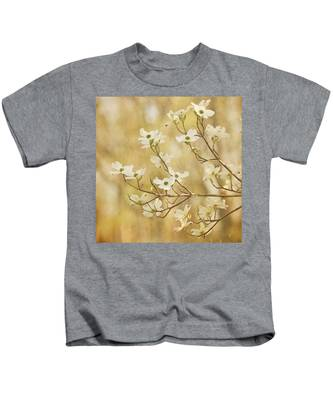 Days Of Dogwoods Kids T-Shirt