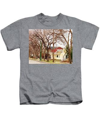 Early Spring Street Kids T-Shirt