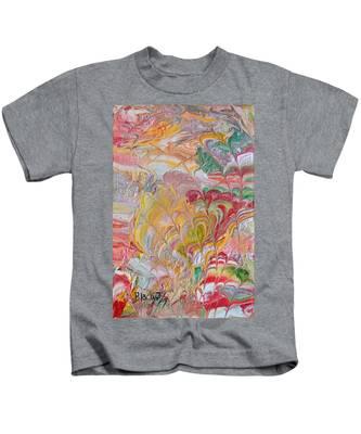 Hot Air Balloons Kids T-Shirt