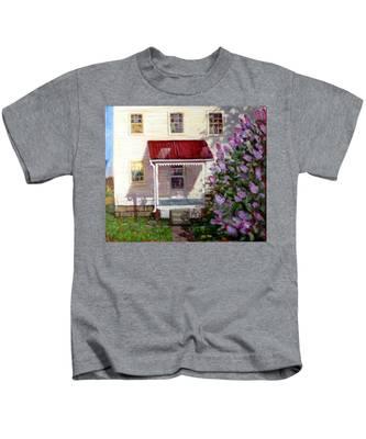 La027 Kids T-Shirt