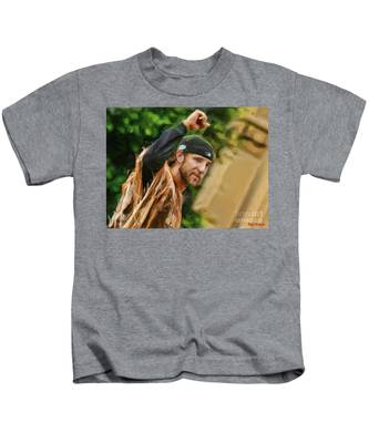 Madison Bumgarner Kids T-Shirts