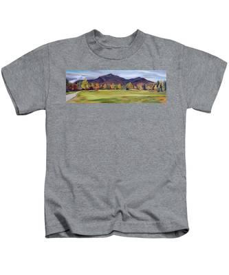 Mount Osceola New Hampshire Kids T-Shirt