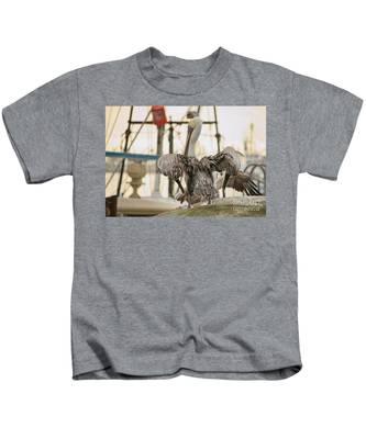 Pelican Strut Kids T-Shirt