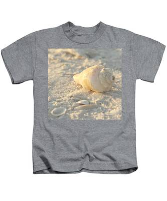 Sea Shells Kids T-Shirt