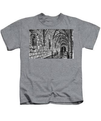 Spanish Monastary Kids T-Shirt