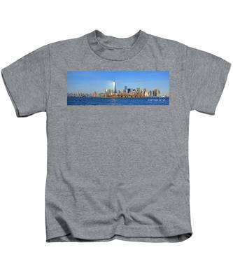 The New Manhattan Kids T-Shirt