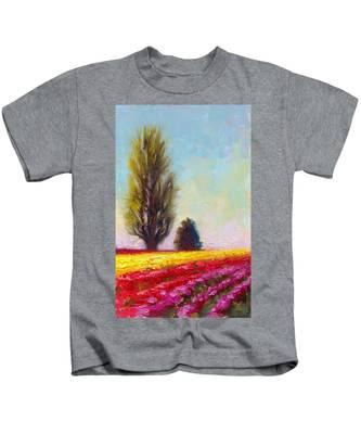 Tulip Sentinels Kids T-Shirt