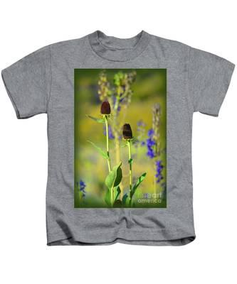 Thistles Kids T-Shirt