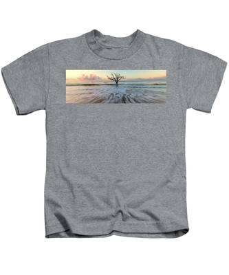 Botany Bay Morning Kids T-Shirt