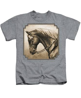 Equine Kids T-Shirts