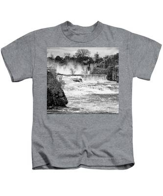 Bakers Falls Kids T-Shirt