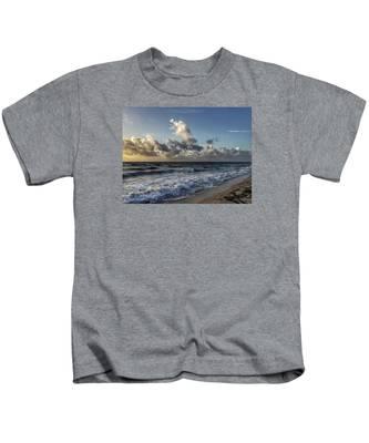 Beautiful Shore Kids T-Shirt