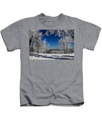Blue Knob Kids T-Shirt