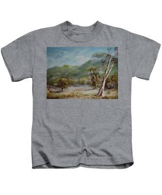 Boronia Peak Kids T-Shirt