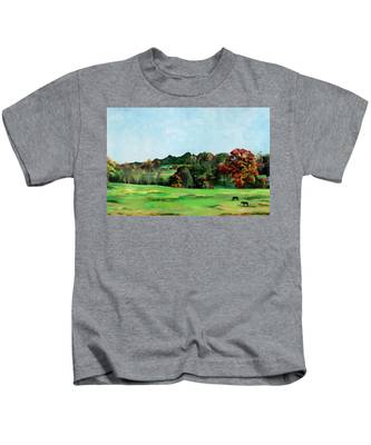 Beaver Valley Kids T-Shirt