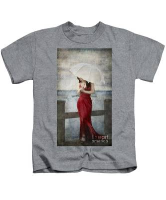 By The Northport Sea Kids T-Shirt